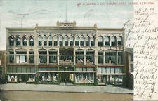 Altoona PA * Wm. F. Gable & Co. Department Store  1907