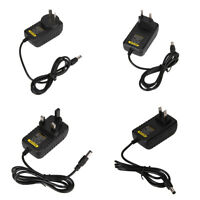 AC to DC 5.5mm*2.1mm/5.5mm*2.5mm 5/12V 1A -2A Switching Power Supply Adapter
