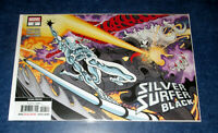 SILVER SURFER BLACK #2 KNULL variant 2nd print DONNY CATES 1st app VOID KNIGHT