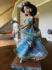 Disney Traditions Jim Shore Jasmine Aladdin Shining Shimmering Splendid Figurine