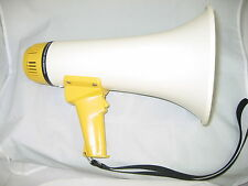 Megaphone with Carrying Strap
