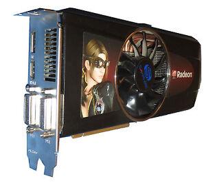 Carte Graphique Radeon HD 5870 Sapphire 1GB Pcie Pour PC/Mac Pro 1.1/5.1 #80