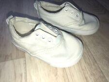 Baby Sneaker Sportschuhe Hausschuhe Gr. 20/21 Weiß H&M