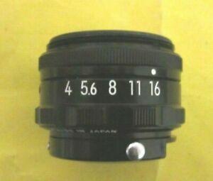 Genuine Nikon EL - Nikkor 1:4 f + 50mm Lens with CP - 2 case