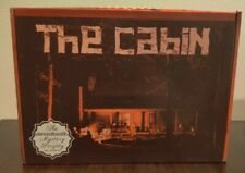 Deadbolt Mystery Society: The Cabin home escape game
