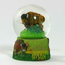 Snowglobe Buffalo South Dakota snowdome glitter