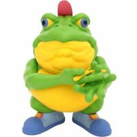 "Drug 'em Killfrog 8"" Vinyl Figure by Ron ENGLISH  Sugar Smack Bullfrog NEW"
