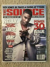The Source Magazine #172 - The Power 30 Issue - Nelly/Jay-Z/DMC  January 2004
