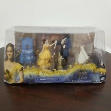 Jakks Disney Beauty And The Beast Enchanted Figurine Set