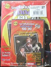 LES FABULEUSES ANNÉES 60-70 N°27  DVD + magazine