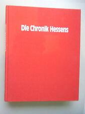 Die Chronik Hessens 1991 von Eckhart G. Franz