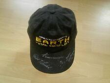 StarTrek Basecap Earh Final Conflict  Original signiert E.W. Roddenberry Jr.u.a.