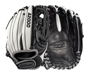 """New Wilson A2000 FP12 12"""" Fastpitch 🥎 Infield Glove RHT. Ships Same Day."""