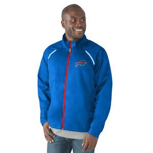 G-III Sports Buffalo Bills Men's Interval Full Zip Jacket, M-5XL