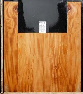 Tonewood Spanish Cedar Tonewood Guitar Builder Acoustic Backs & Site 017