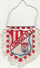 LIMOGES FOOTBALL CLUB FC FANION WIMPEL PENNANT 80s