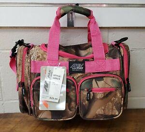 """NexPak Duffel Bag LX015 Digital Camouflage (Pink) 15"""" 1200 cu. in."""