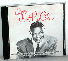 CD The Unforgettable NAT KING COLE