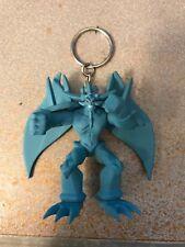 YuGiOh Official Figure Hanger Keychain Series 2 Obelisk the Tormentor
