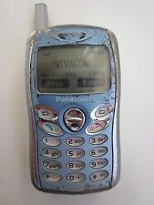 Panasonic GD55 - Blue (Unlocked) Cellular Phone
