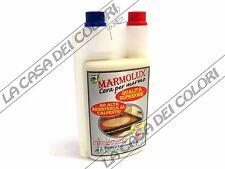 CHEMICAL ROADMASTER - MARMOLUX - 1 lt - CERA AUTOLUCIDANTE PER MARMI