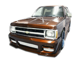 82-93 Chevrolet S-10 R34 Duraflex Front Body Kit Bumper!!! 103708