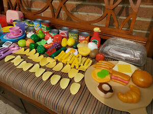 Play food dishes kitchen utensils & more Melissa & Doug like little tikes lot