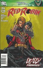 DC Red Robin comic issue 24