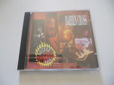 "Barren Cross ""Hotter than hell live"" Rare 1st Press Medusa records 1990  New"