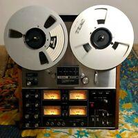 TEAC 3340 -4TR/4CH ReelToReel Tape Recorder (7.5/15ips)- Pro Serviced/Near Mint!