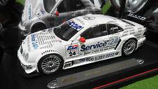 MERCEDES BENZ CLK 2000 DTM Lamy au 1/18 MAISTO 38888 voiture miniature