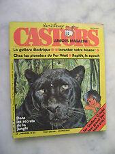 Disney - Castors juniors magazine n° 22