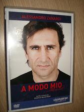 Caja 2 DVD Alessandro Alex Zanardi En Modo Mio Federica Balestrieri