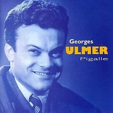 FREE US SHIP. on ANY 2 CDs! NEW CD Ulmer, Georges: Pigalle Import