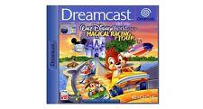 # Sega Dreamcast juego-Walt Disney Magical Racing Tour (con embalaje original) - top #