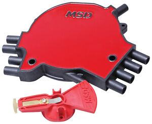 Distributor Cap and Rotor Kit-Z28 MSD 8481