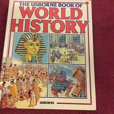 The Usborne Book Of World History Bydr.Anne Millard&Patricia Vanags
