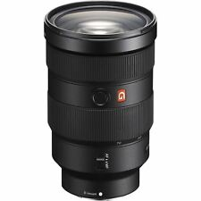 Sony FE 24-70mm f/2.8 GM Lens for DSLR Cameras