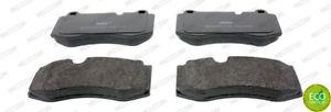 BRAKE PADS Front For MERCEDES BENZ CLS500 C219 2008-2011 - 5.5L V8 - FDB4055