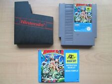 Nintendo NES - The Adventure Island II - Manual INCLUDED