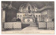 chartres , cathédrale , notre-dame-sous-terre , la chapelle