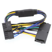 Power Supply Cable ATX 24Pin To Motherboard 18Pin 30cm For HP Z620 Practical