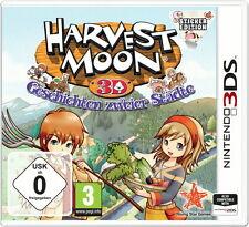 Harvest Moon 3D: Geschichten zweier Städte - Nintendo 3DS  NEU