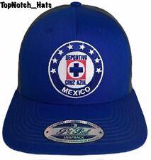 Cruz Azul Mexico Deportivo Equipo De Futbol Snap back Brand New !!!