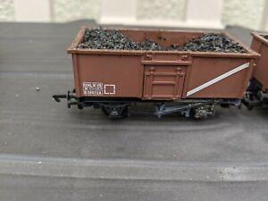 OO Gauge Mainline Mineral Wagons