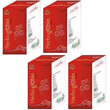 Cure Low Hemoglobin Problem Best Herbal Remedies 200 Herboglobin Capsules