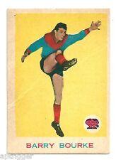 1964 Scanlens (7) Barry BOURKE Melbourne Fair.