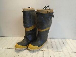 Vintage Fire Boots -  Servus ReflexShin Mens Size 9 Hip Boots