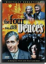 The Four Deuces - A Gangster Flick With Heart and Soul - New Jack Palance DVD!