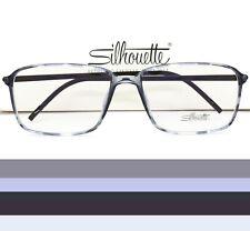Silhouette Eyeglasses Frame SPX ILLUSION 2887 10 6052 55mm